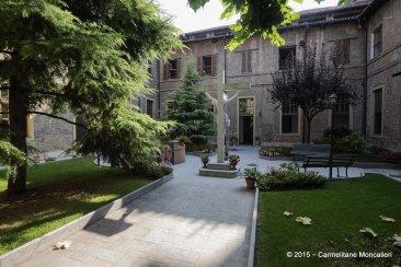 giardino del Crocifisso