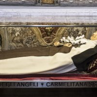 Una nuova urna per la beata Maria degli Angeli