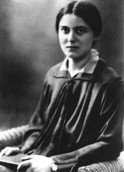 Edith Stein Santa Teresa Benedetta della Croce