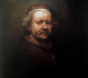04 Autoportrait, National Gallery, 1669