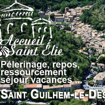 Maison St Elie à Saint Guilhem-le-Désert