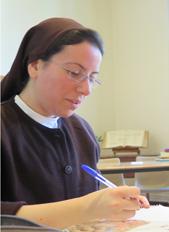 Merci à sœur Josette pour tous les résumés des journées du chapitre