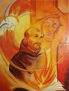 Page de couve du livre de l'Impact e Dieu, édition duCarmel