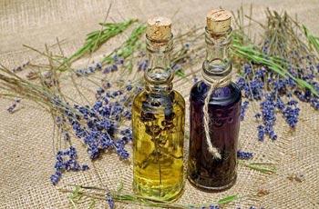 Burettes d'huile et de vinaigre