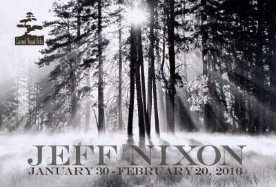 Jeff Nixon Exhibit