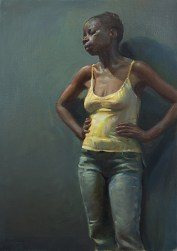 """""""Up Against the Wall"""" by Max Ginsburg"""
