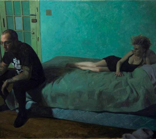 Sean Cheetham — Portraits