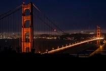 Chunyi McIver, Golden Gate Dusk