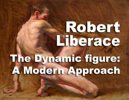 Explore a variety of approaches to infuse your figure work with movement and energy in this Robert Liberace workshop. http://www.carmelvisualarts.com/robert-liberace/