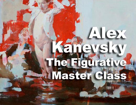 Alex Kanevsky   The Figure Master Class