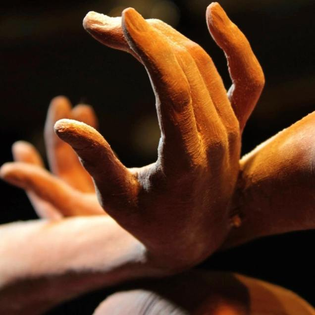 Brian Booth Craig hands