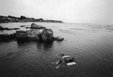 Divers, Monterey Bay, 1976
