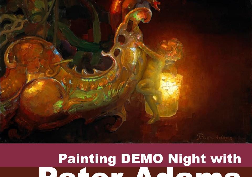 Demo Nights at Carmel Visual Arts