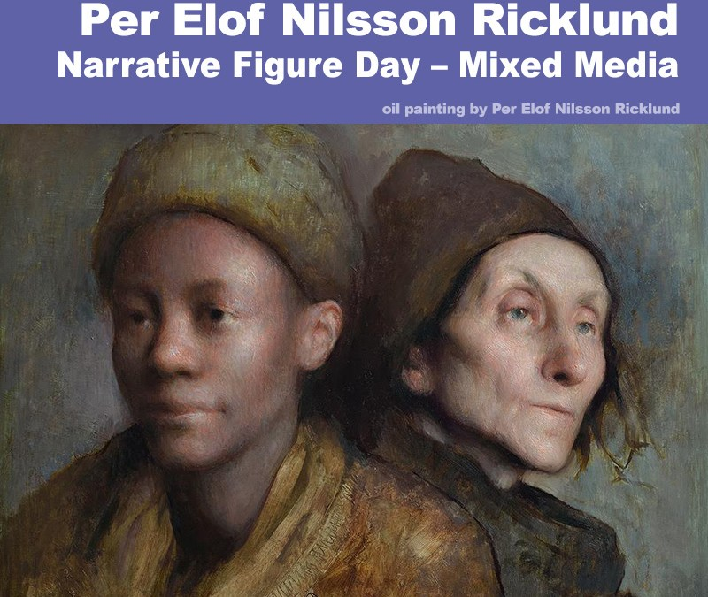 Florence Academy is coming to Carmel Visual Arts with PerElof Nilsson Ricklund