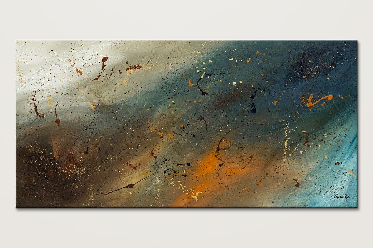 abstract sensation