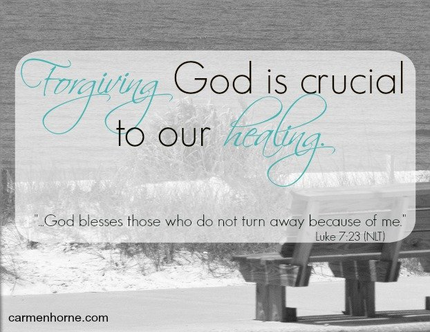 Why forgive God