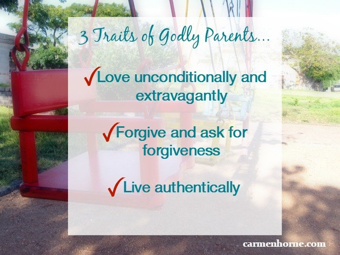 3 Traits of Godly Parents