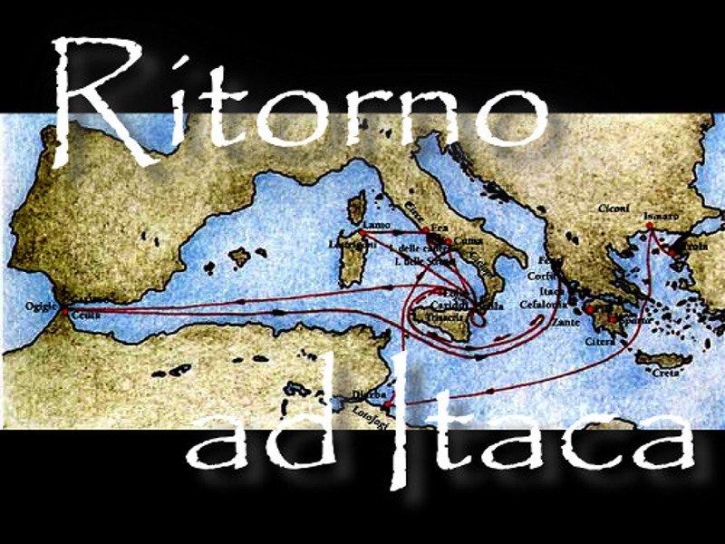 Ritorno ad Itaca - Fortezza del Priamar - Savona - 2012 [RAI 3]