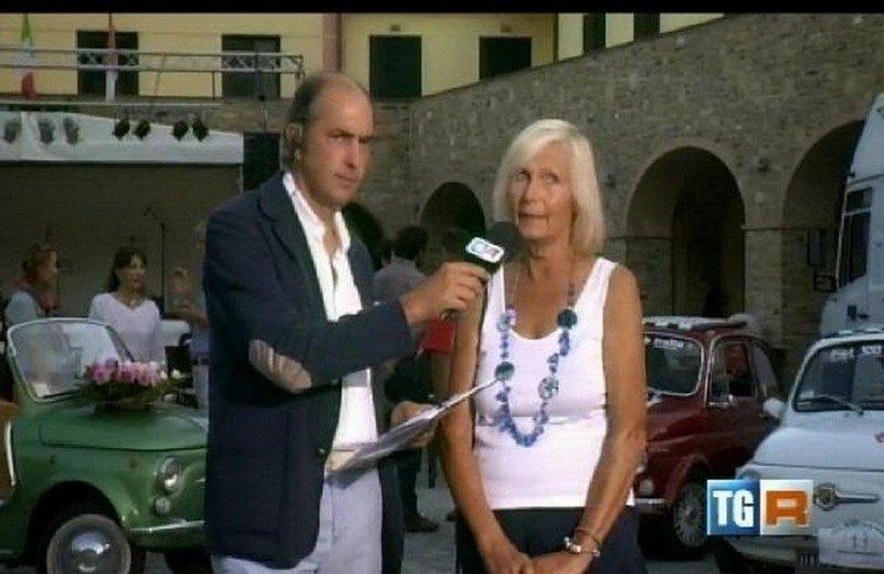 Intervista RAI 3 - Carmen Spigno - Garlenda (SV) - 2014 [RAI 3]