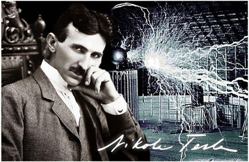 Nikola Tesla. Utopia o realtà? - Chiesa Anglicana - Alassio (SV) - 2016 [RAI 3]