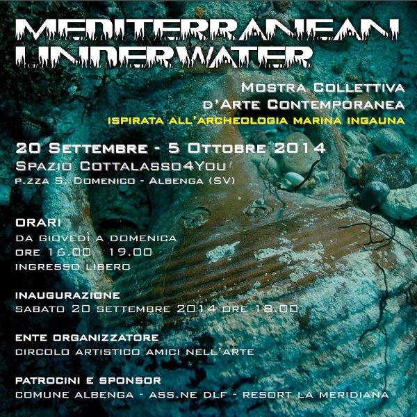 MEDITERRANEAN UNDERWATER - DEPLIANT 2014