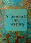 Art Journaling 101: Painted Backgrounds