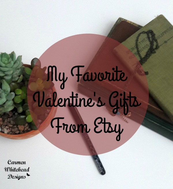 My Favorite Valentines' Gifts from Etsy - Carmen Whitehead Designs