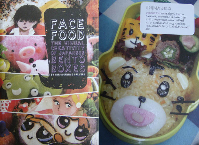 Face Food: the visual creativity of Japanese bento boxes by Christopher Salyers