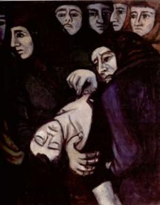 Morte di Maria Margotti