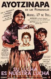 pedregal santo domingo ayotzinapa