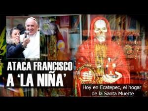 Papa santa muerte