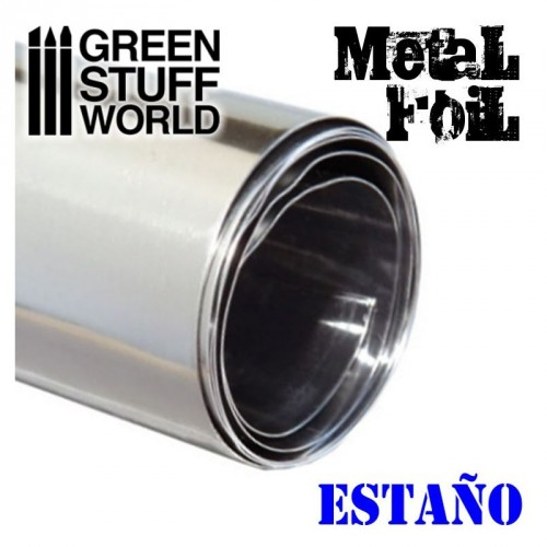 Lamina Metal Flexible  ESTAO