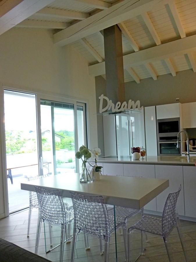 Cucine Con Soppalco - Idee per la progettazione di decorazioni per ...