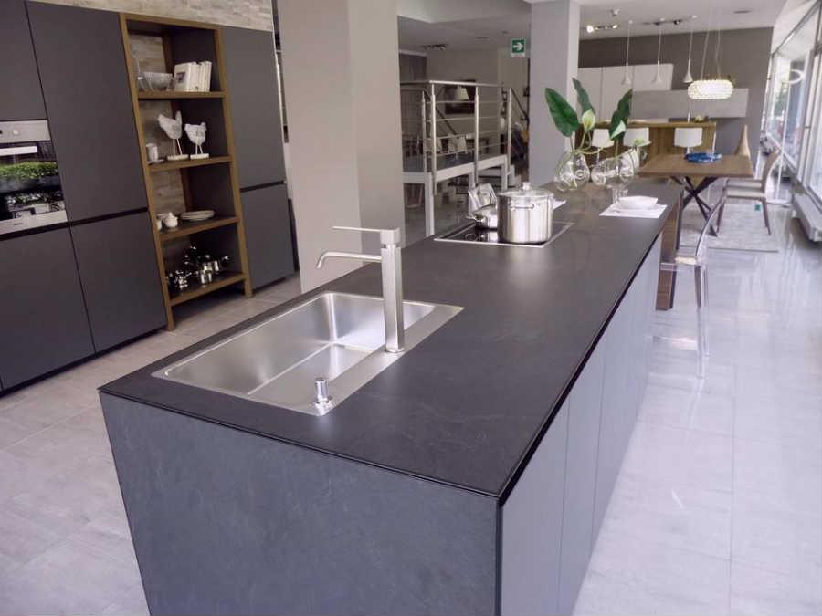 Cucine Moderne a Bergamo in esposizione  Carminati e