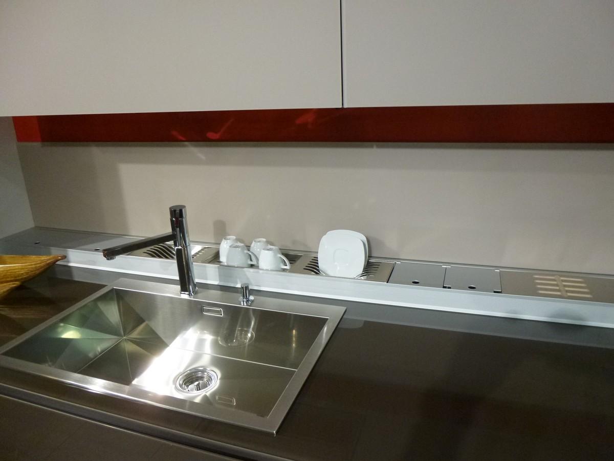 Outlet Valcucine una cucina in offerta a prezzo d