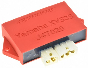 yamaha virago xv 535 wiring diagram 1jz ecu schematic xv535 igniter ignition module tci cdi box j4t020 2gv 20 1981