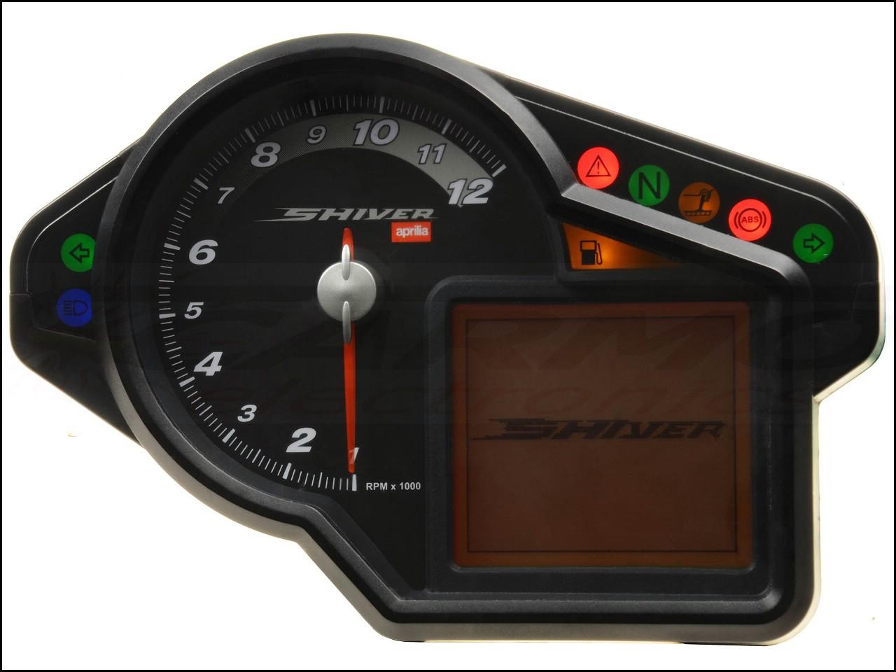 hight resolution of dashboard digidash digital speedometer tachometer lcd multifunction meter shiver oem number 860739 commen problem display doesn t work