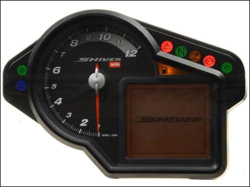 small resolution of dashboard digidash digital speedometer tachometer lcd multifunction meter shiver oem number 860739 commen problem display doesn t work