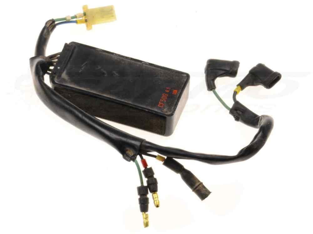 medium resolution of tlr200 igniter ignition module cdi tci box cf500