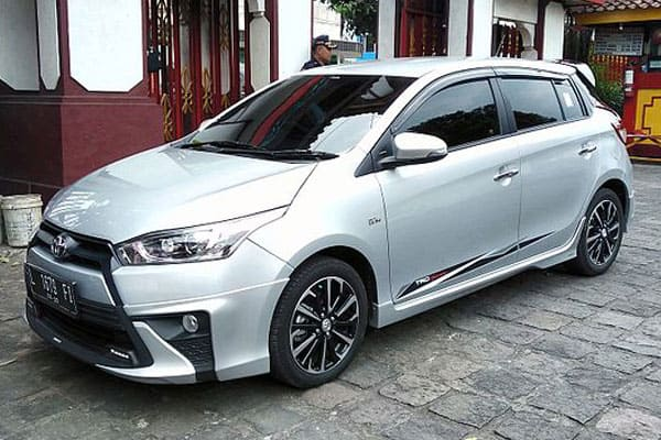 all new yaris trd sportivo 2017 spoiler grand avanza toyota car model detailed review of