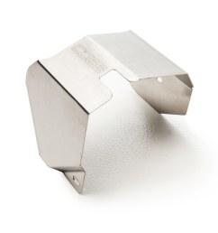 turbo heatshield stainless steel wrx 01 07 sti 08 18  [ 1556 x 1556 Pixel ]