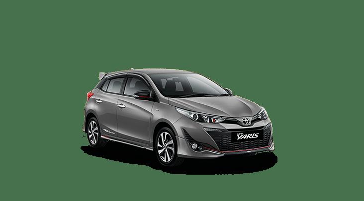 toyota yaris trd 2017 indonesia all new corolla altis 2018 dijual baru bekas daftar harga review 2019 gray metallic min