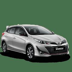 Toyota Yaris Trd Sportivo Bekas Bandung New Kijang Innova Luxury Dijual Baru Daftar Harga Review 2019 Silver Metallic Min