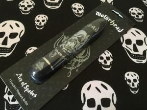 Motörhead Ace of Spades Packaging.