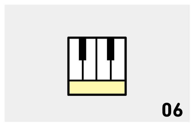 シンセサイザーの音 #01 – Synthesizer sounds #01