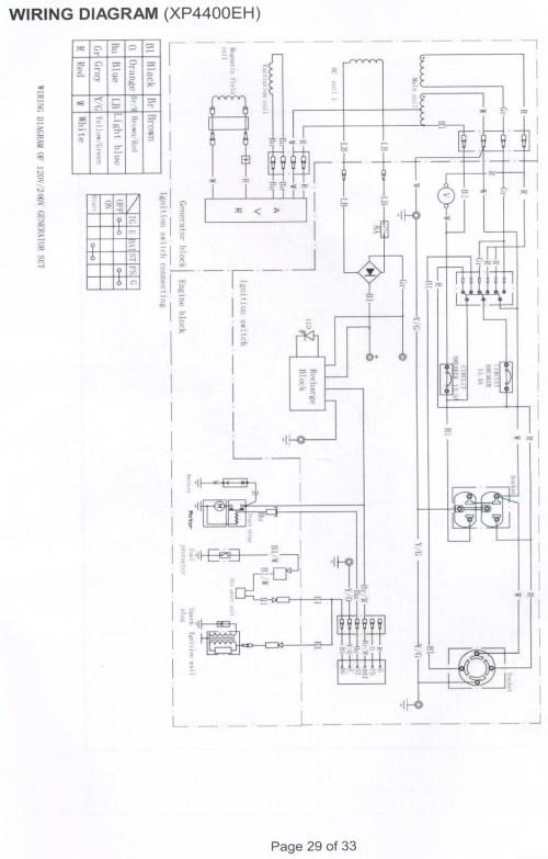 small resolution of duromax generator wiring diagram wiring diagrams rh 89 treatchildtrauma de generator plug wiring diagram generator schematic diagram