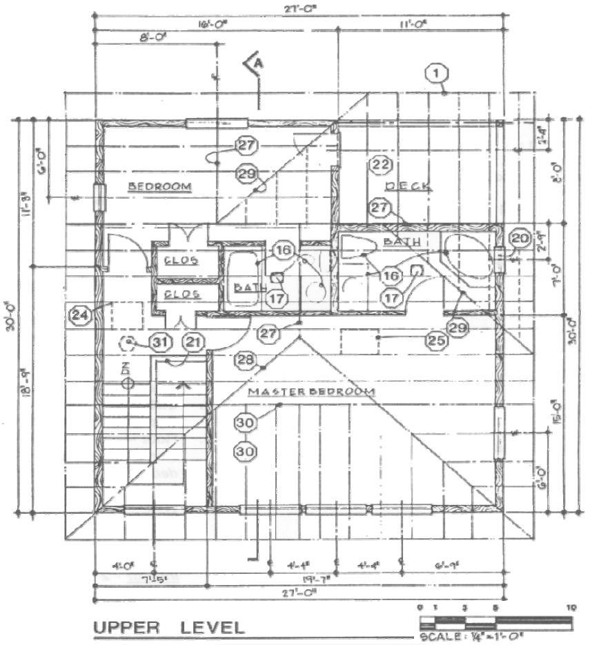 House Blueprints Symbols