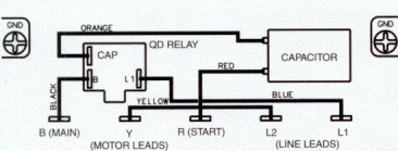 Single Phase Water Pump Control Panel Wiring Diagram