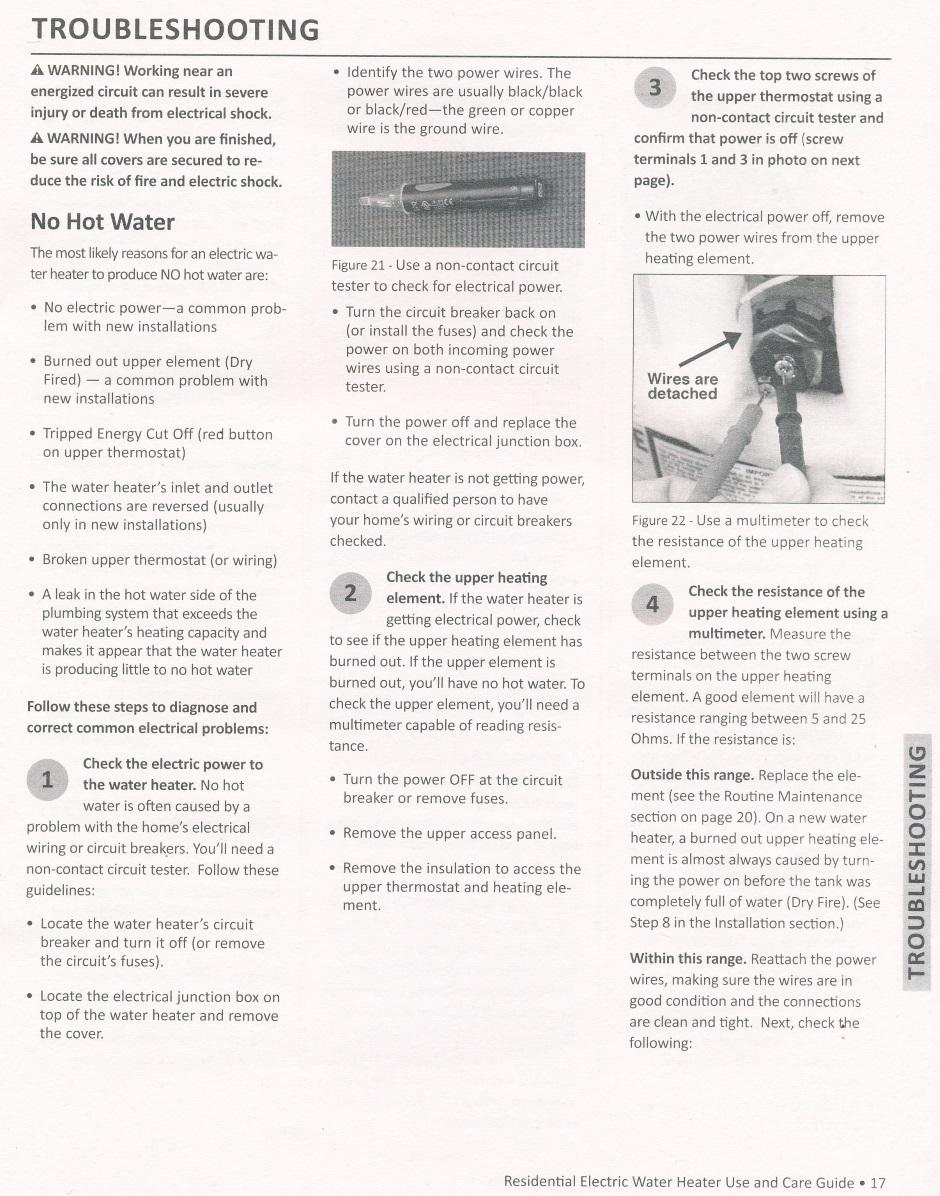 medium resolution of water heater aosmith manual 17