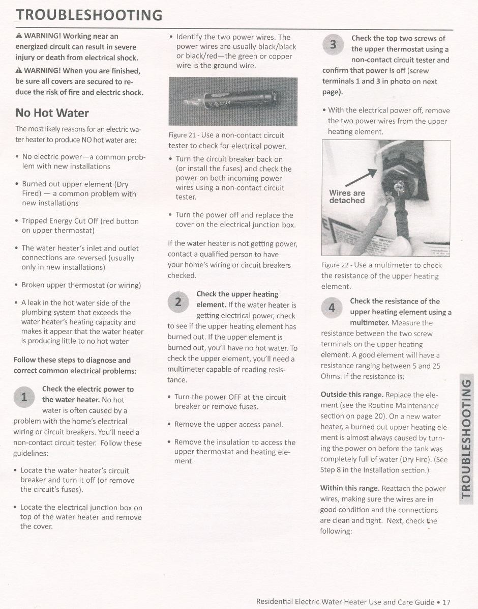 hight resolution of water heater aosmith manual 17